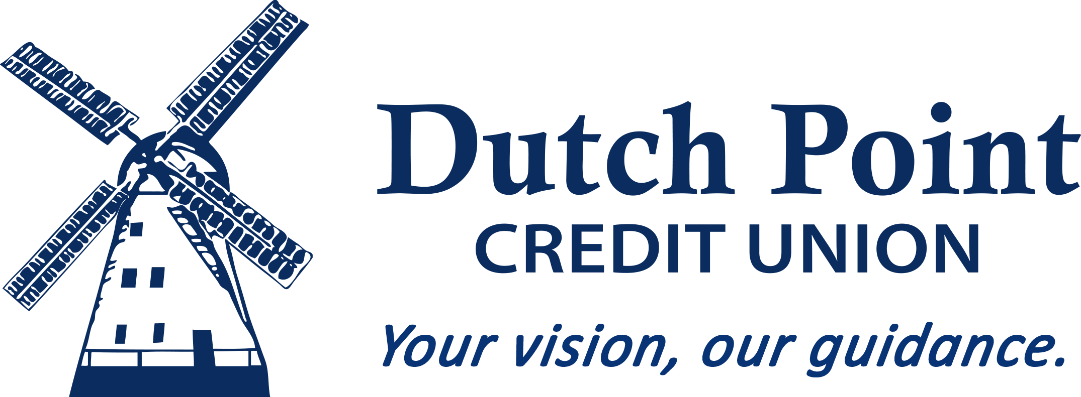 Dutch Point Credit Union. Your vision, our guidance.