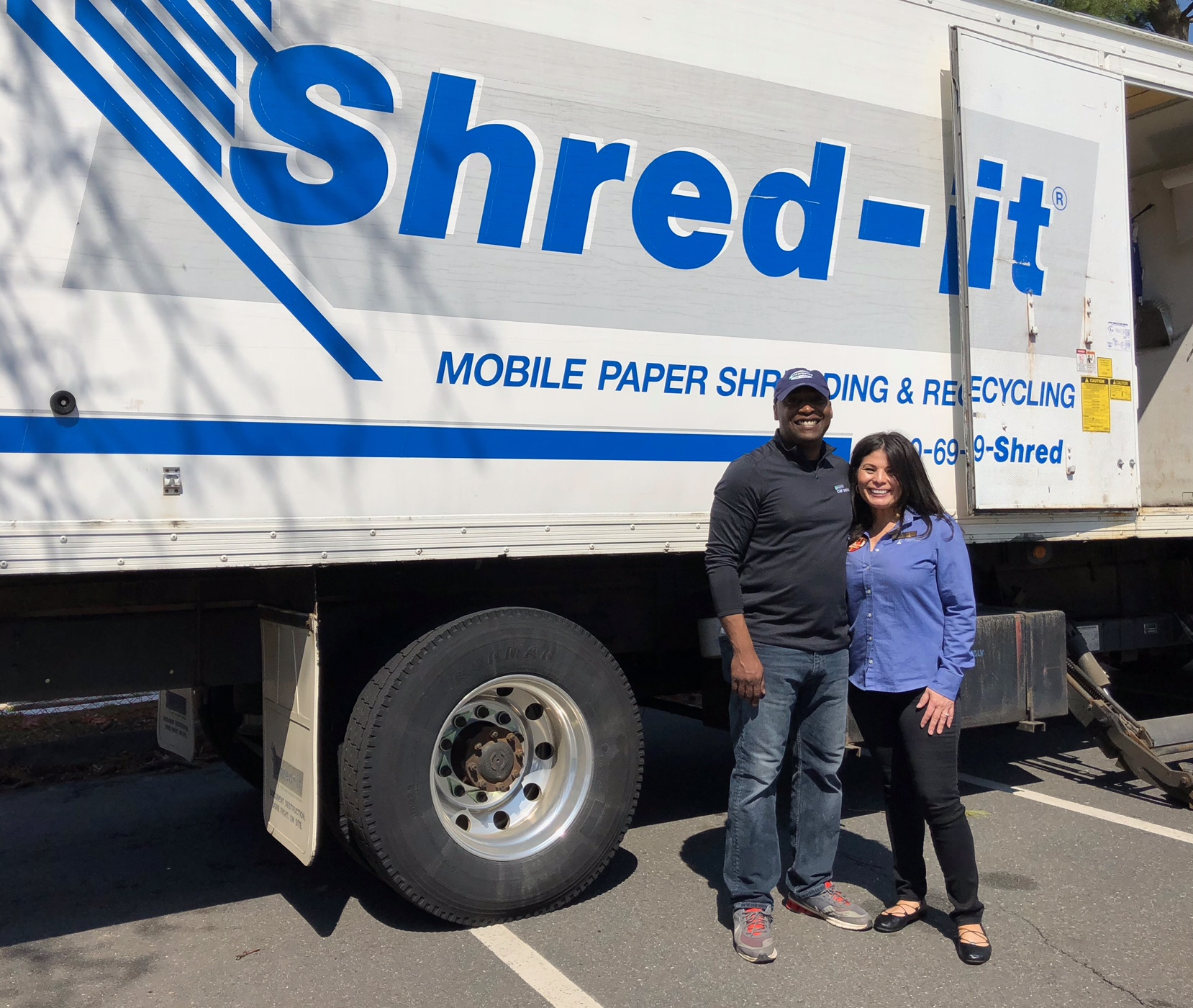 Bloomfield Shred Day 2018