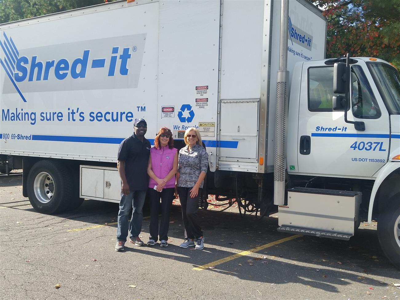 Wethersfield Shred Day 2017