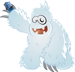 Yeti-with-Credit-Card